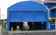 Custom Roll Up Awnings, South Jersey