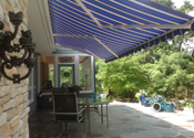 Custom Retractable Awnings, South Jersey